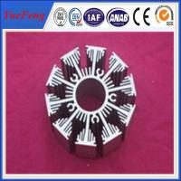 Quality Aluminum heat sink for LED, LED heat sink aluminum extrusion for sale