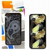 Quality Custom Shells for iPhone 5, with Neutral Retail Packaging for sale