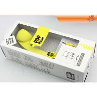 Buy Fashionable Anti Radiation Handset, Yellow Retro Handsets For Iphone With 2.5m Cable at wholesale prices