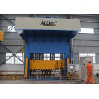 Quality 500 Ton H Frame Deep Drawing Hydraulic Press Machine For Doors And Windows for sale