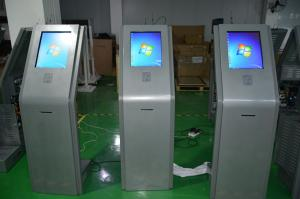 Quality RFID Reader Infrared Digital Signage 350nits With Thermal Printer for sale