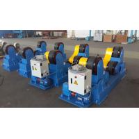 Quality HGZ Pipe Welding Rollers Digital Display Truning Speed 1000mm / min Danfoss VFD for sale