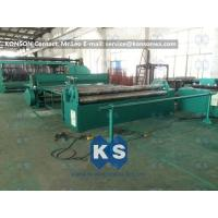 Buy cheap High Corrosion Resistance Gabion Machine For Galfan Wire Gabion Box Making from wholesalers