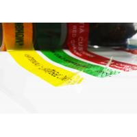 Buy Tamper-evident security anti-counterfeit seal tape for carton package at wholesale prices