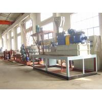Quality Electric PVC Transparent Plastic Sheet Machine With 3000mm Width Plastic Sheet Machine for sale