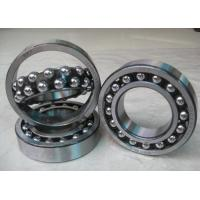 Buy C3 Clearance Self Aligning Ball Bearing , 1209 Textile Machine Double Row at wholesale prices
