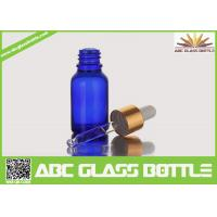 Buy Free Sample Colorful Amber Blue 15ml Glass Dropper Bottle at wholesale prices