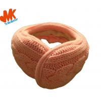 Buy Knitting Stereo 600 1000 1200 HZ Winter Earmuff Headphones For Mobile Phone (Dia at wholesale prices