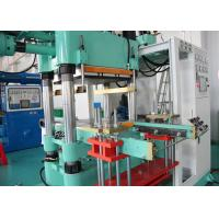 Quality Sprueless Silicone Rubber Injection Molding Machine 1000Ton For Rubber Parts Molding for sale
