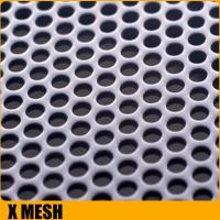 Quality Customize mirror finish honeycomb perforated stainless steel sheets with  1219mm width for sale