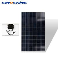 Quality 25years warranty 150w 250w 260w 320w solar cell poly panels panell module suntech for sale