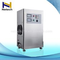 Quality Stainless Steel 2 - 20g Large Ozone Generator / Food Factory Water Treatment Equipment for sale