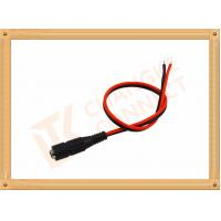 Quality Security Camera Cable With Female Connector Copper Wire 30cm for sale