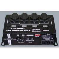 Quality 4ch Dmx Dimmer Pack for sale