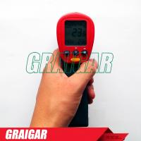 Quality Handheld Infrared IR Thermometer UT303A Industrial Non Contract Gun -32° C - 650° C for sale