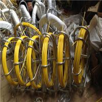 Quality pull cable intoductFiber GlassDuctRodder for sale