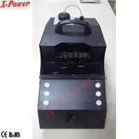 Quality 1000W LED Fog - Bubble Machine With 6*3W RGB LED 3 in 1 Function, Timer Romote Control  X-F25L for sale