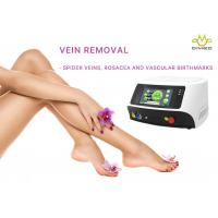 Quality Laser Leg Spider Veins Removal , Laser Vein Treatment With Touch Screen for sale