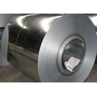 China Hot Dipped Cold Rolled Steel Coil Soft Full Half Hardness Galvanized Surface on sale