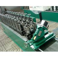 Quality Hydraulic Cutting Carbon Steel C Purlin Forming Machine Germany Siemens Plc for sale