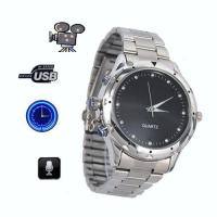 Quality Build in up to 8GB optional Spy Camera Watch DVR Camcorder with 3.7v / 260mAh Battery for sale