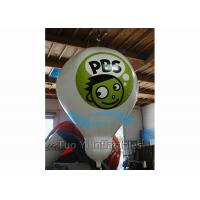 Quality 0.18mm PVC Custom Inflatable Balloons Sphere Balloon For Promotion Decoration for sale