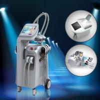 China Adjustable Vertical Lipo Laser Machines Cryotherapy Handle 800w 635nm for sale