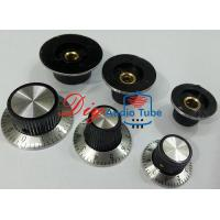 China Fine Tuning Guitar Potentiometer Knobs , Guitar Speed Knobs Numeric Scale Knurled Control on sale