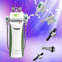 Newest Cryolipolysis Fat Dissolved Machine With Cold Wave Cooltherapy Beauty Equipment for sale