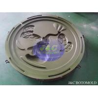 Quality Popular Precision Rotational Molding Roto Moulder With Teflon Coating Mirror Panel for sale