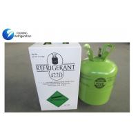 Buy Commercial Clear R422D HFC Refrigerant CF3CH2F For Medium Temperature Refrigerat at wholesale prices