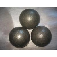 Quality High Chromium Dia. Iron Cast Steel Ball With Cylpebs Grinding Media for sale