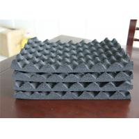 Quality egg crate acoustic foam sheets interior decorative wall covering panels for sale
