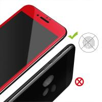 China Anti Glare 2 Way Privacy Screen Protector 3D Round Angle 9H Hardness OEM on sale