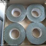Quality Gray / Black Butyl Sealing Tape , Aluminium Lamination Butyl Flashing Tape for sale