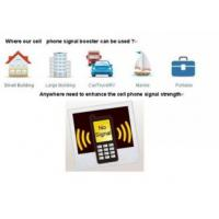 China Indoor GSM Signal Booster EST-GSM970 , Cellular Mobile Phone Signal Repeater for sale