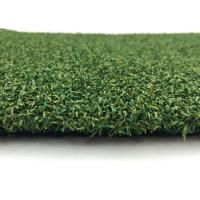 Quality Golf Non Infill Artificial Grass Synthetic 18mm No Heavy Metal Weatherproof for sale