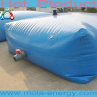 Quality Well Water Storage Tank PVC Water Storage Bag for sale