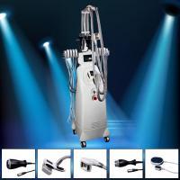 China 650NM Lipo Laser Plus Velashape Handle Slimming Machine - VELASHAPE for sale