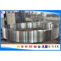 SAE4320 Forged Steel Rings Hot Forged Technical Low Carbon Alloy Steel Material for sale
