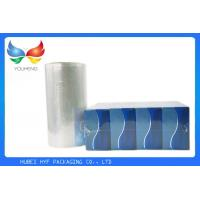 Quality 15mic PVC Polyolefin Shrink Film Roll Moisture Proof For Pet Products for sale