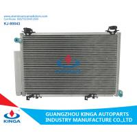 Quality Aluminum Toyota AC Condenser for OEM 88460-52040 Echo 99- Yari 99- for sale