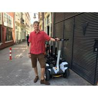 Quality Segway Self Balancing Scooters , Lithium Battery Off Road Electric Scooter for sale