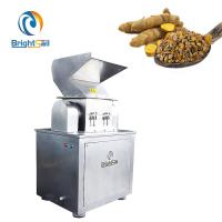 China SS304/316 Ginger Crusher Machine Spices Cinnamon Turmeric Granules Making Machine on sale