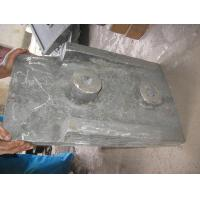 Buy High Cr Aluminum Sand Castings White Iron With HRC58 Hardness at wholesale prices