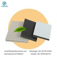 Quality Light weight pp hollow plastic board reuse more than 80 times for sale