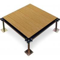 China Anti Static Woodcore Raised Floor HPL Finish 1.0mm ,1.2mm ,1.5mm on sale