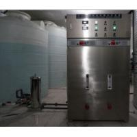 Quality Commercial alkalescent water ionizer 1000 liters per hour for sale