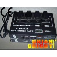 Quality Sell 4ch DMX Dimmer Pack for sale