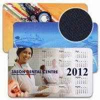 Quality Microfiber Notebook Mouse Pads in Size of 275 x 160mm, with 3 Functions for sale